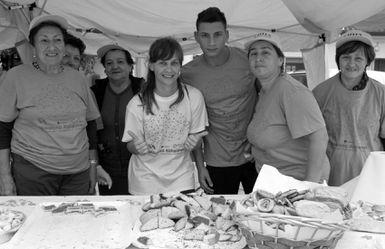 maratona alzheimer - volontario