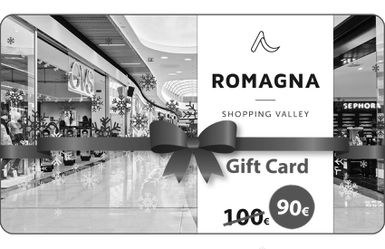 Romagna Shopping Valley - Buono Spesa