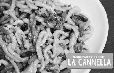 Agriturismo Antica Fonte La Cannela - Strozzapreti
