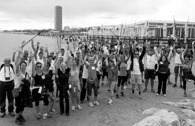 maratona alzheimer - walking in cesenatico