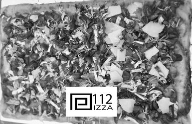 Pizza 112 - Taglia