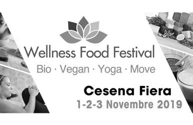 Wellness Food Festival - Locandina