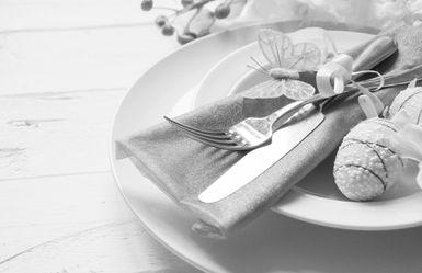 Vigna del Mare - tavolo pasqua