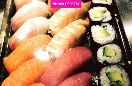 Butterfly - sushi d'asporto 2