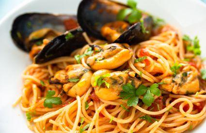 Ristorante Pizzeria Da Flavio - Spaghetti allo Scoglio
