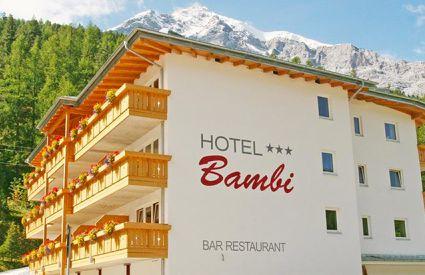 Hotel Bambi - Esterno