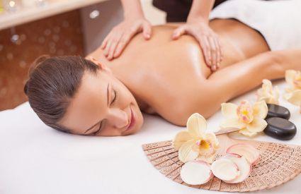 Beauty Center - massaggio