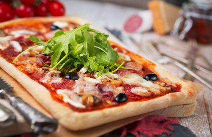 The Breakfast - Teglia di Pizza