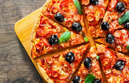 Woodpacker - Pizza