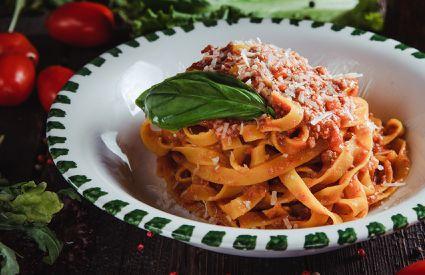 Ristorante Peperosa - Tagliatelle al Ragù