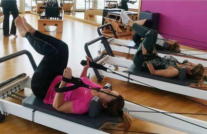 Just Pilates Studio - Reformer