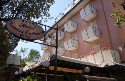 Hotel Vienna Ostenda - Esterno