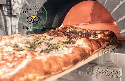 Le Tradizioni di Nick - Pizza Metro