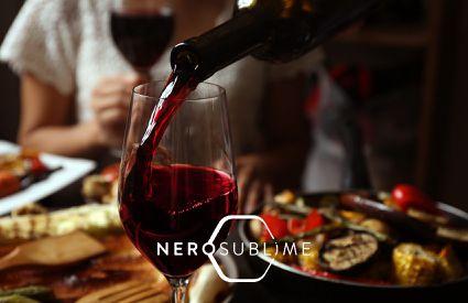 Nero Sublime - Aperitivo Vegano
