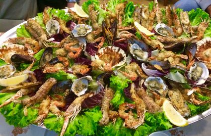 Ristorante San Carlo - Grigliata di Pesce