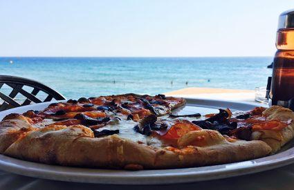 Bagno Corallo - Pizza