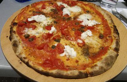 Angolo Mazzarini 59 - Pizza