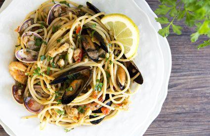 Bagno Aloha - Spaghetti allo Scoglio