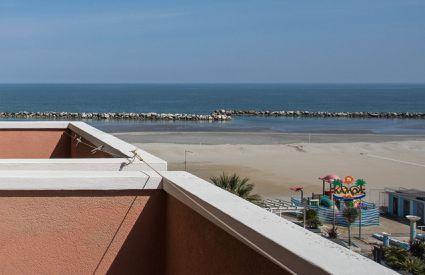 Hotel Maxy - Balcone