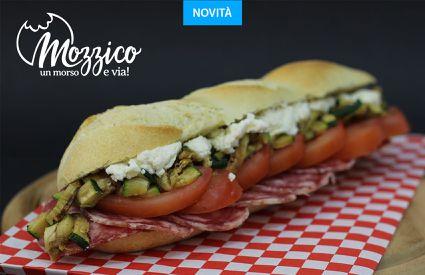 Mozzico - Panino