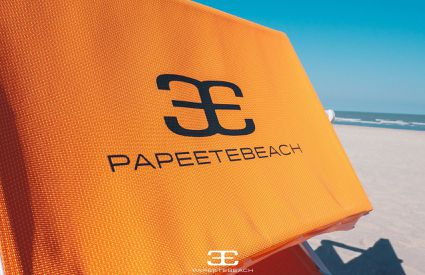 Papeete Beach - Lettino