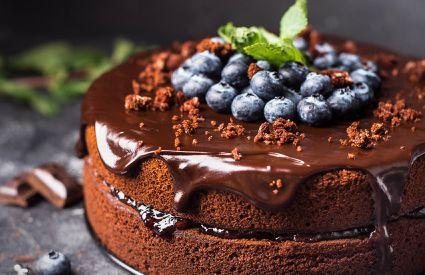 The Breakfast - Torta al Cioccolato