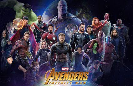 Cinema Astoria - Avengers