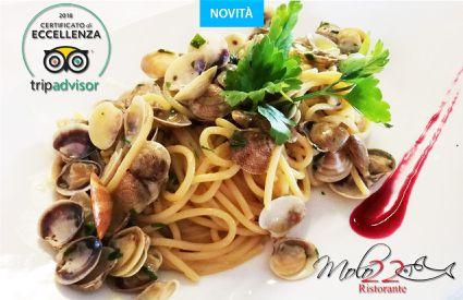 Ristorante Molo 22 - Spaghetto Vongole