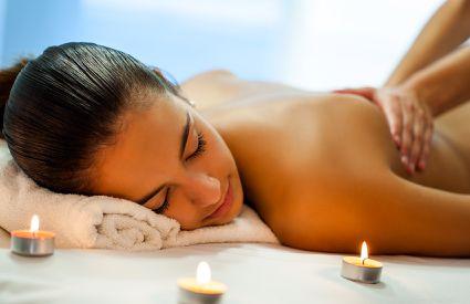 evergreen - massaggio