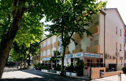 Hotel Milano - Esterno