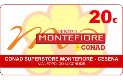 Conad Superstore Montefiore - Buono Spesa