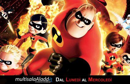 Cinema Aladdin - Locandina