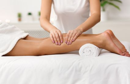 Private Luxury Spa - Massaggio Gambe