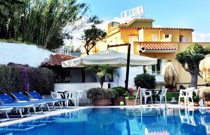 Hotel La Luna - Hotel