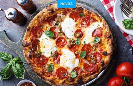 Ristorante Liberty - Pizza