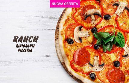 Ristorante Pizzeria Ranch - Pizza