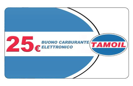 Gift Card Tamoil