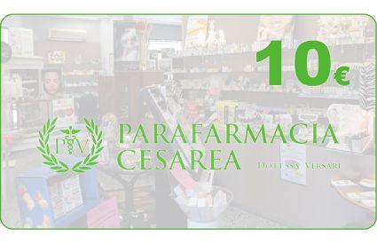 Parafarmacia Cesarea - Buono Spesa