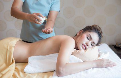 Pandora - Massaggio Olio