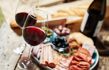 woodpacker - Tagliere e Vino
