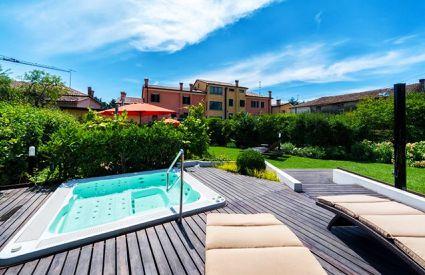 Hotel San Giacomo - Esterno Piscina