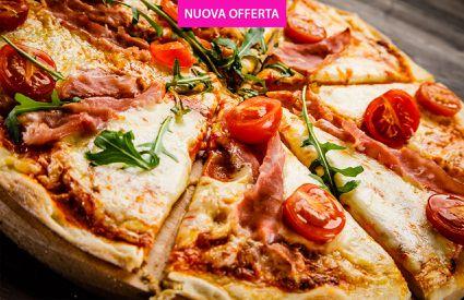 La Pergola Pomposa - Pizza
