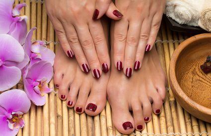 nail art studio - smalto mani piedi