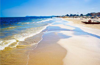 Hotel Cirene - Spiaggia