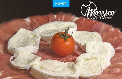 Mozzico - Prosciutto e Mozzarella