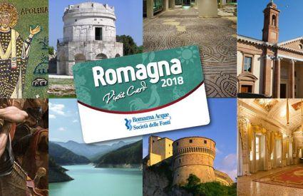 Romagna Visit Card 2018