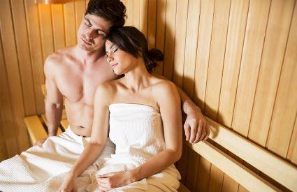 Grand Hotel Mattei - Sauna