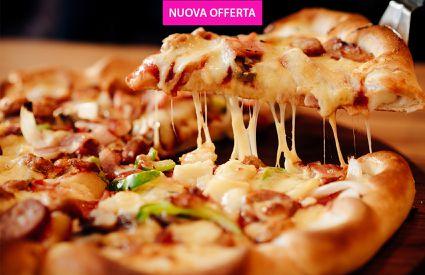Le Streghe - Menu Pizza