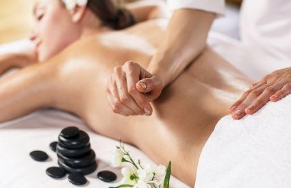 Pandora - Massaggio