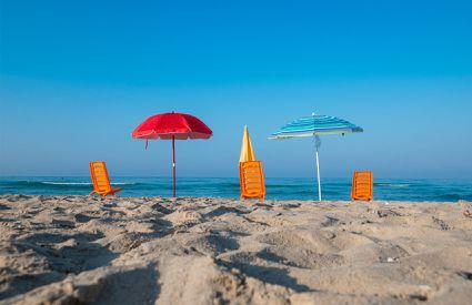 hotel bristol - ombrelloni